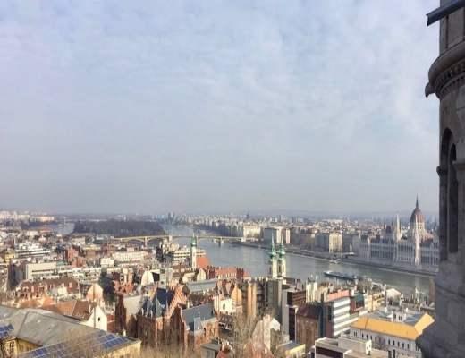 Cityguide Budapest