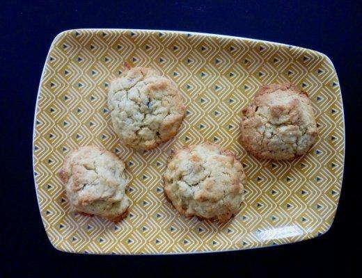 Recette de cookies chocolat et noix de pécan