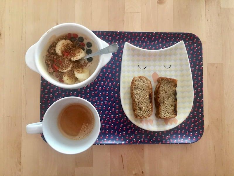 J'ai testé les snacks healthy de la Gretel box