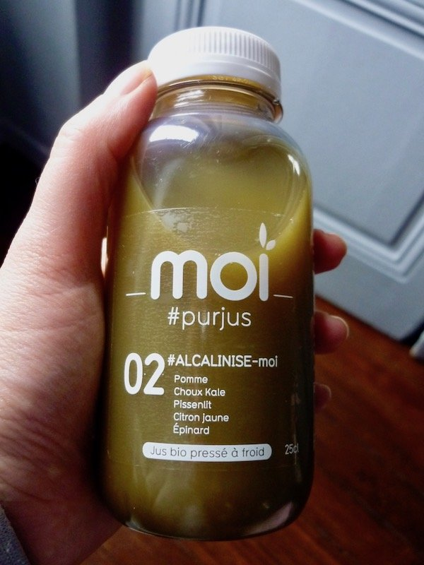J'ai testé la cure MOI #purjus