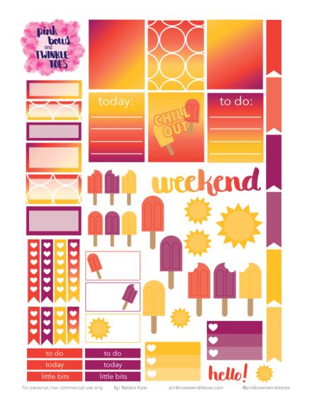PBTT-Sunset-Treats-Sticker-Sheet