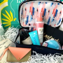 FabFitFun Summer 2018 Review - Pink Bows & Twinkle Toes