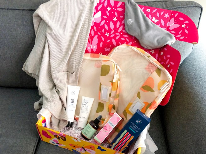 FabFitFun Spring 2020 Review - Pink Bows & Twinkle Toes