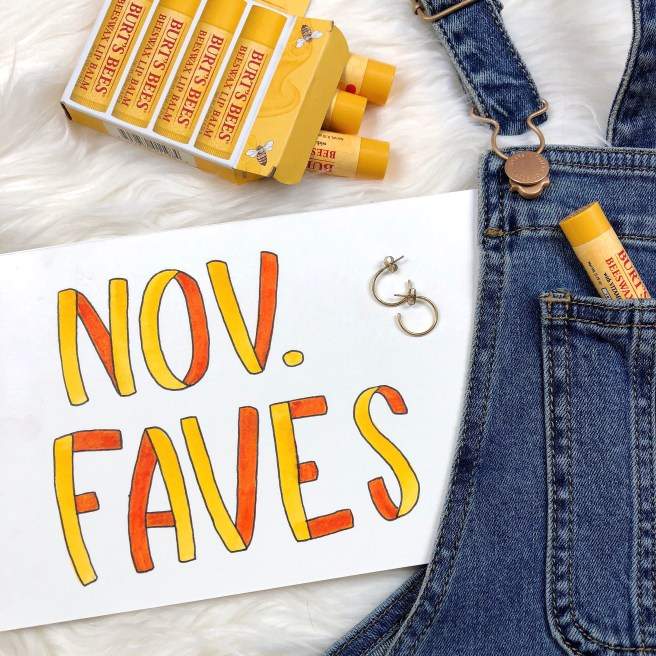 November Favorites - Pink Bows & Twinkle Toes