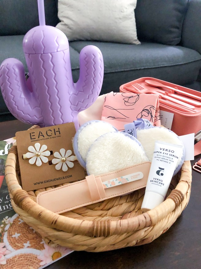 FabFitFun Spring 2021 Review - Pink Bows & Twinkle Toes