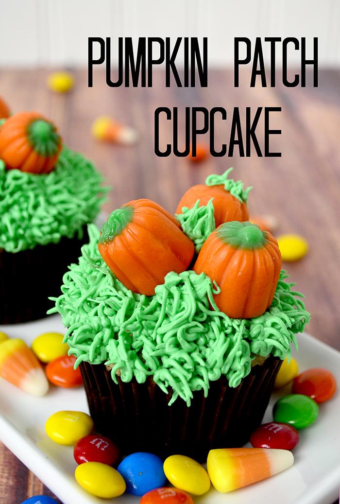 pumpkin patch cupcakes 6