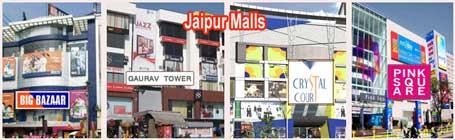 Jaipur-Malls