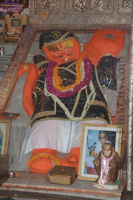 Khole-Ke-Hanumanji