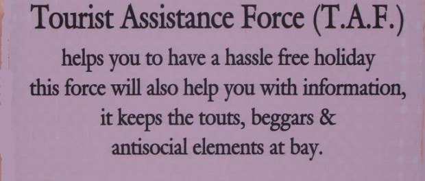 Tourist Assistance Force