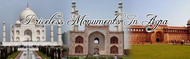Agra monument