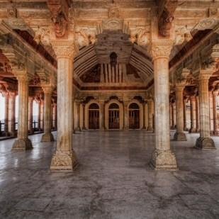 Diwan-e-Am-at-Amber-Fort