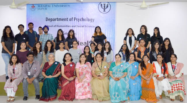 Department of Psychology Manipal University Jaipur