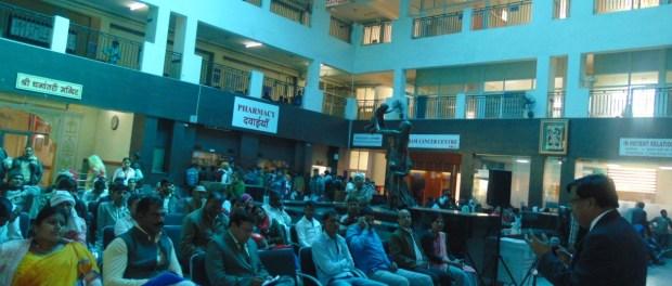 International Epilepsy Day in Mahatma Gandhi Hospital