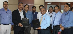 MUJ Signed an MOU with Tech Axes