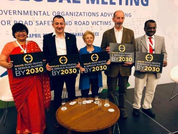 Asian woman to become director of global alliance of NGOs for road safety