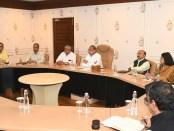 Chief Minister Shri Ashok Gehlot approved the memorandum