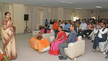 two-day workshop on science journalism