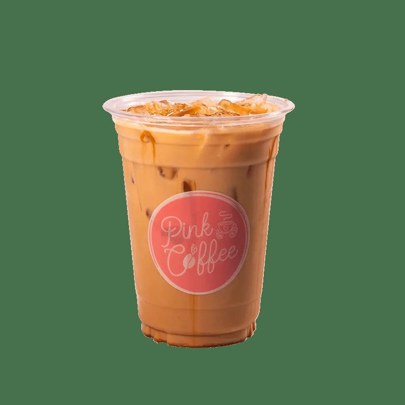 Pumpkin Pie Ice Latte