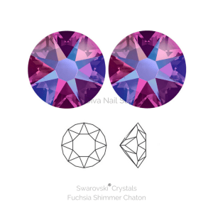 Pointback Crystals