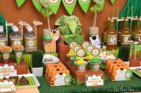Jungle Theme Baby Shower Ideas