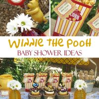 Winnie the Pooh Baby Shower Ideas - Games, Food, Favors ...