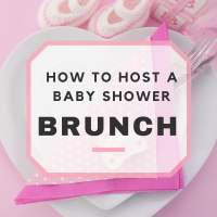 Baby Shower Brunch Ideas & Sample Menu