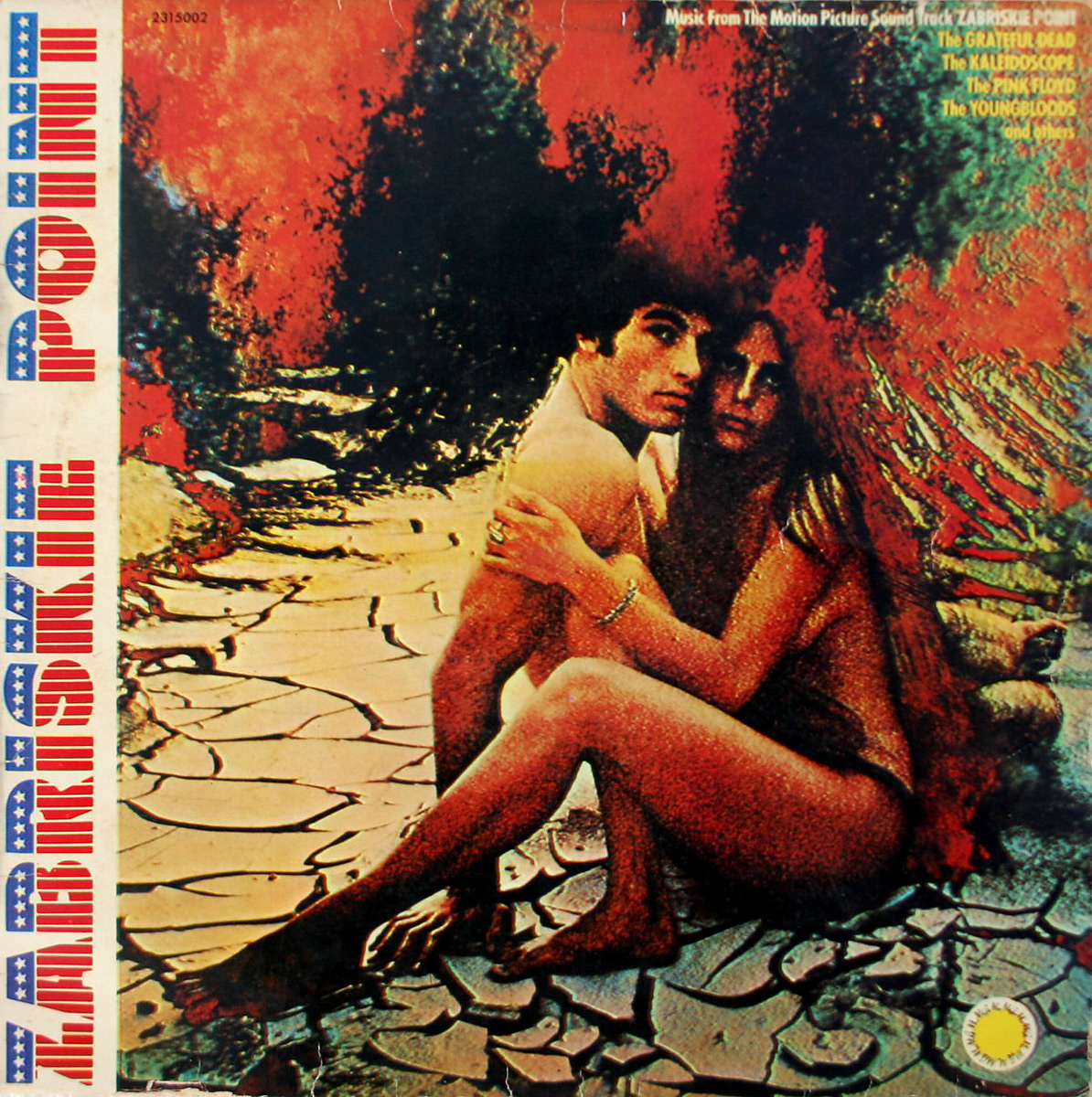 Image result for zabriskie point lp