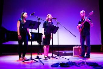 Megan Conlon, Yani Fecu, and Ryan Sarno