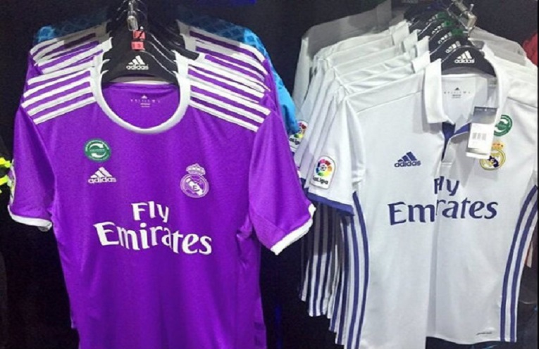 e306b1eae Real Madrid release white and purple kits for 2016 17 - Pink 96.9 fm