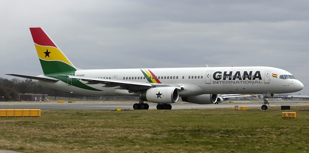 A new national airline for Ghana is in planning