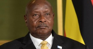 Ugandan President wants to ban oral sex;' says the mouth is for eating'