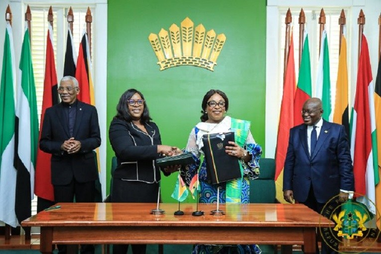 Ghana to assist Guyana following oil & gas discoveries