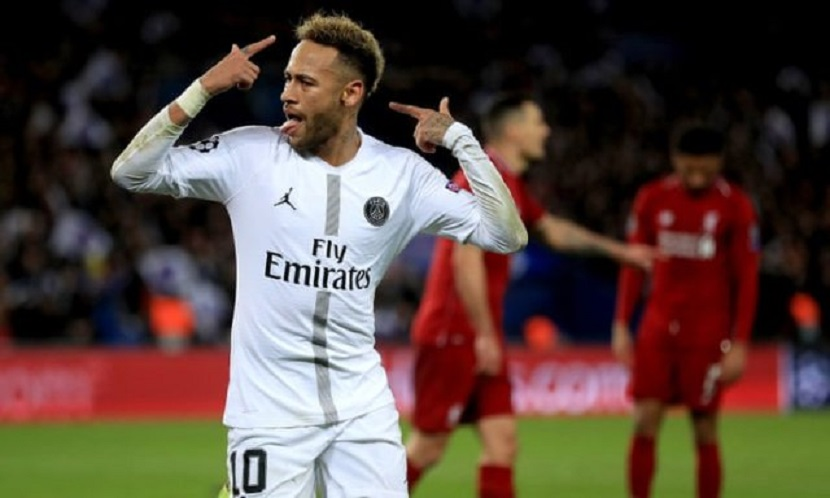 Neymar can leave for the right offer - PSG sporting director