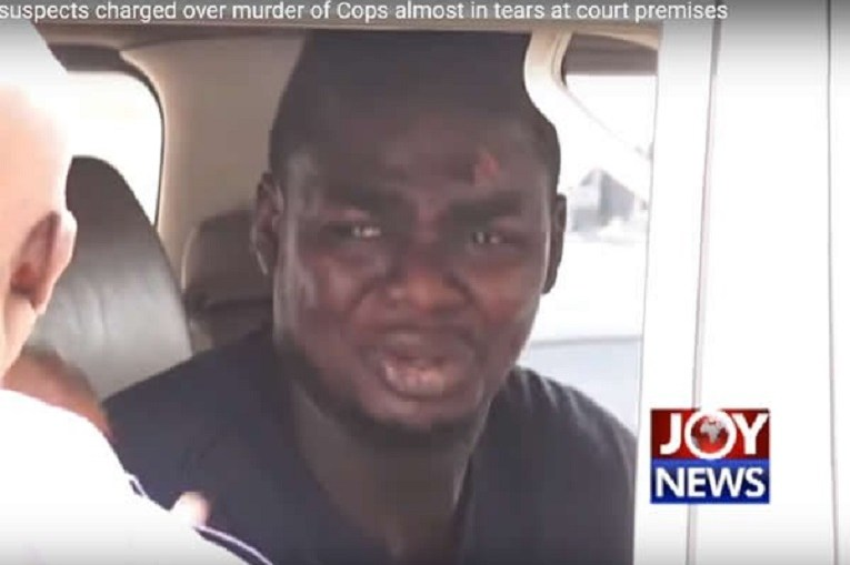 Kasoa cop killer