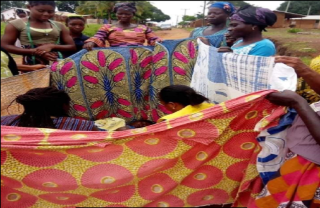 Nurse Delivers Baby on roadside in Oti region