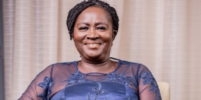 EC confirms duplication of Prof Naana Opoku-Agyemang's voter ID number