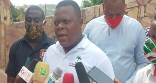 """""""WEIJA GBAWE NDC PC IS NOT KNOWN TO US"""" CONSTITUENCY EXECUTIVES ALLEGE"""