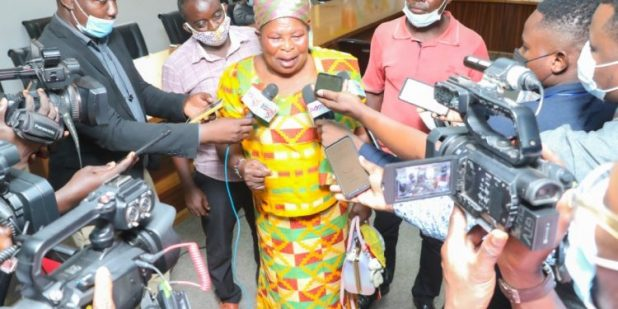 EC clears Akua Donkor to contest 2020 polls
