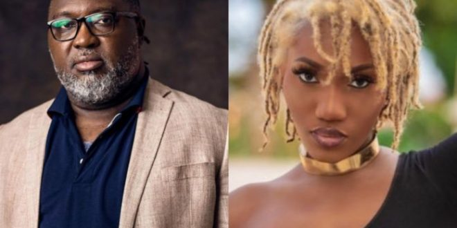 Hammer apologises to Wendy Shay over his 'loose talk'