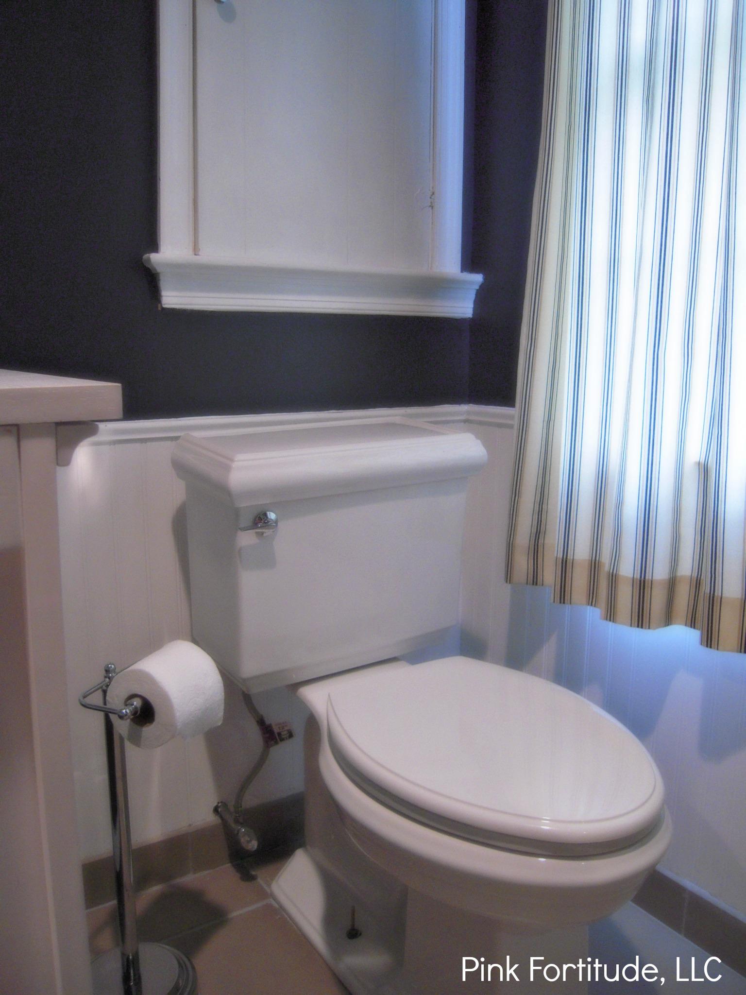 Boys Bathroom Reveal Pink Fortitude Llc