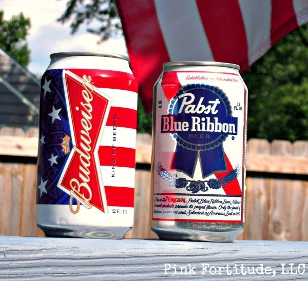 Budweiser or Pabst Blue Ribbon by coconutheadsurvivalguide.com