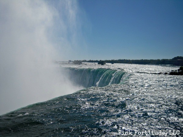 Niagara Falls Canada by coconutheadsurvivalguide.com #travel #vacation