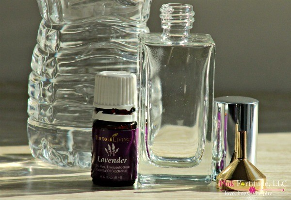 DIY Lavender Linen Spray with Essential Oils by coconutheadsurvivalguide.com