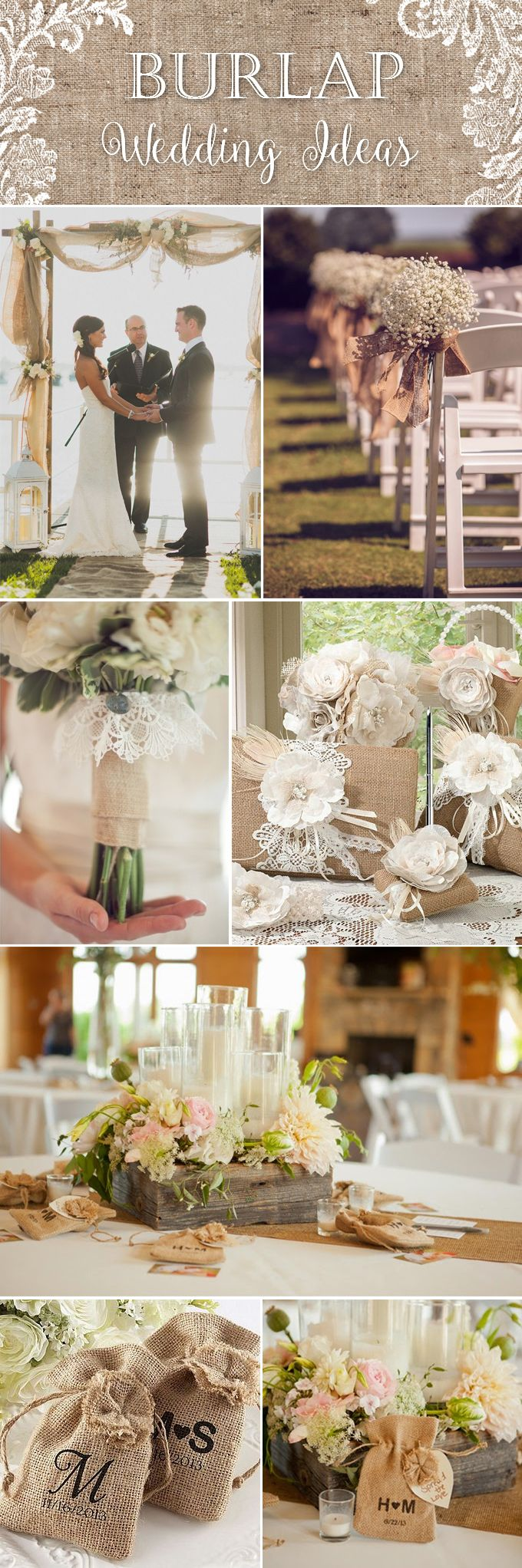 115 Inspirational Ideas For The Perfect Rustic Wedding