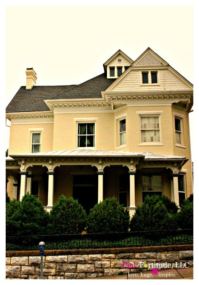 7 Reasons to Visit Historic Staunton, Virginia Frederick House Bed and Breakfast by coconutheadsurvivalguide.com