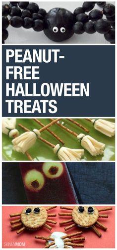 9ec67451cc8595710d0c7318e401dd97 10 peanut free halloween treats