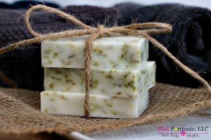 All Natural Homemade Bar Soap – A Gift for the Man in Your Life