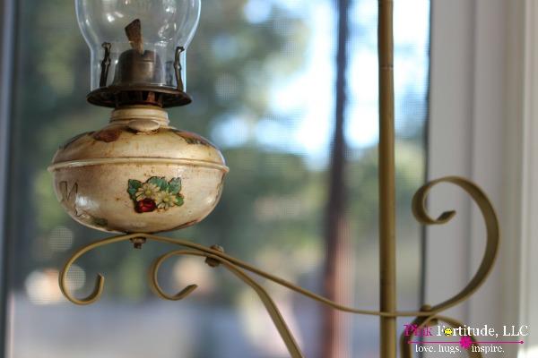 oil lamp 2