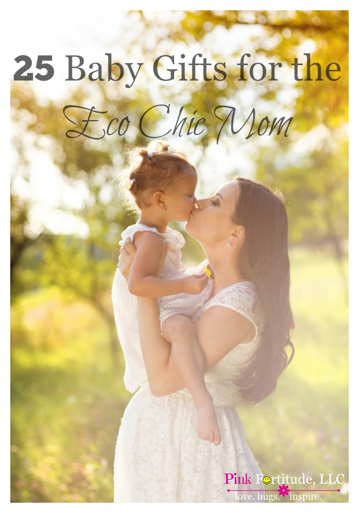 All of the hip Mammas these days go organic and eco-friendly when it comes to their new bundle of joy. Here are the top 25 all-natural and organic baby gifts every new Mom will enjoy!