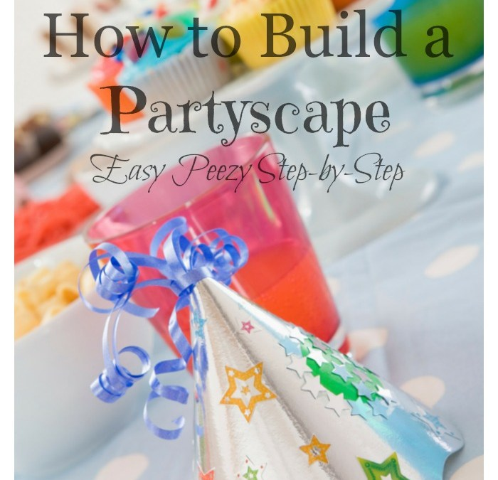 How to Build a Partyscape